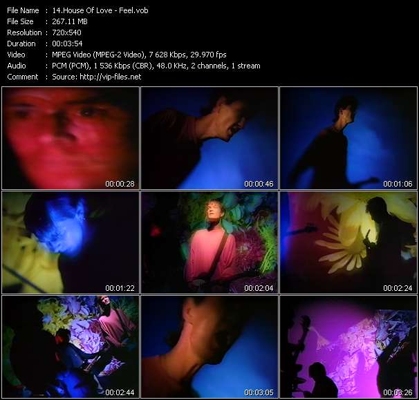 House Of Love music video Publish2