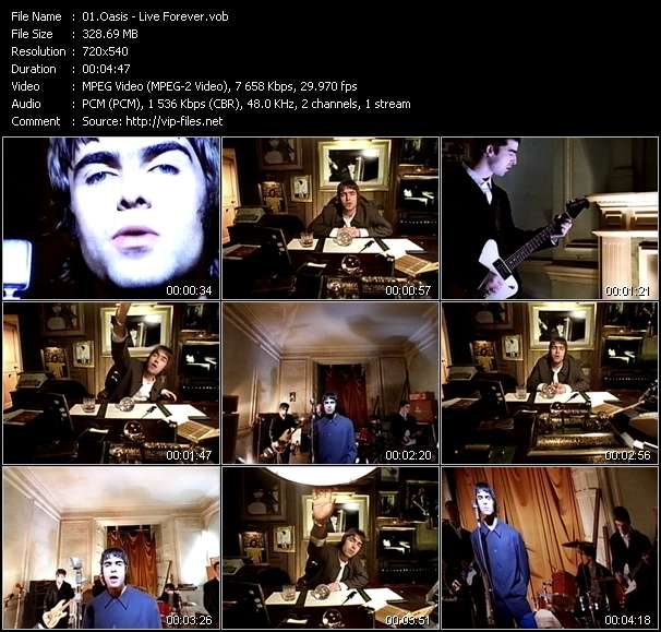 Oasis music video Publish2