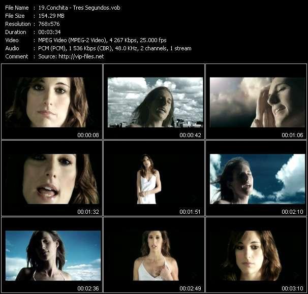 Conchita HQ Videoclip «Tres Segundos»