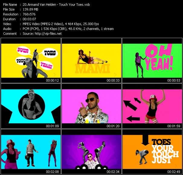 Armand Van Helden music video Filejoker