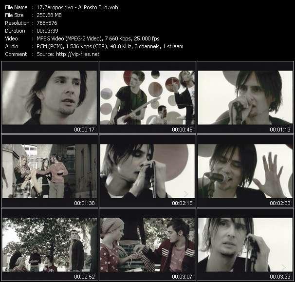 Zeropositivo music video Publish2