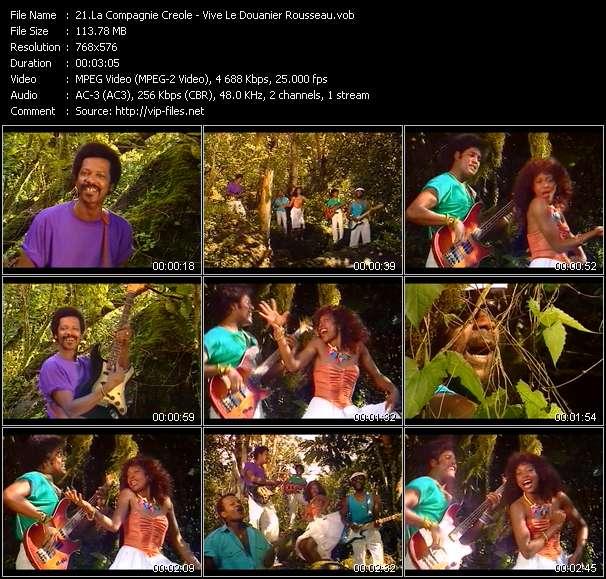 La Compagnie Creole music video Publish2