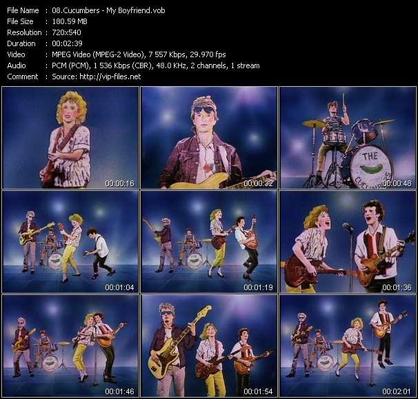 Cucumbers HQ Videoclip «My Boyfriend»