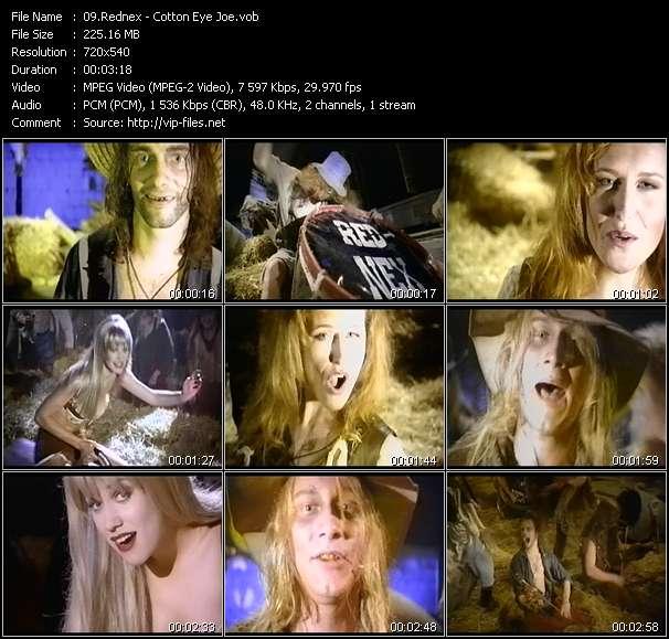 Rednex video - Cotton Eye Joe
