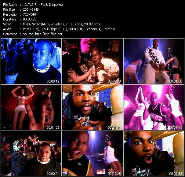 T.O.F. video - Funk It Up