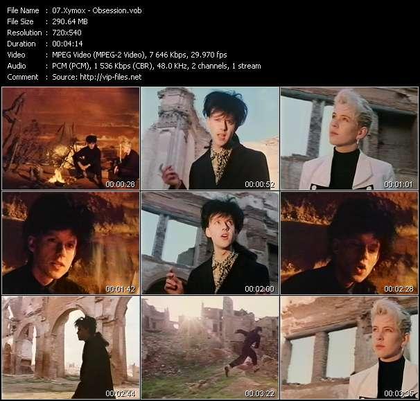 Xymox music video Publish2