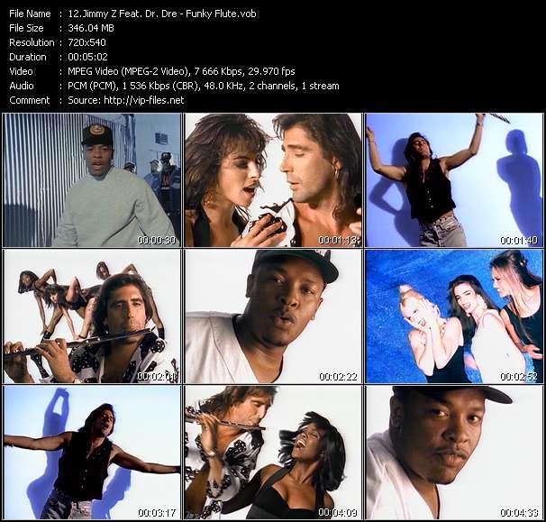 Jimmy Z Feat. Dr. Dre video - Funky Flute