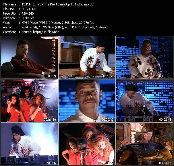 K.M.C. Kru music video Publish2
