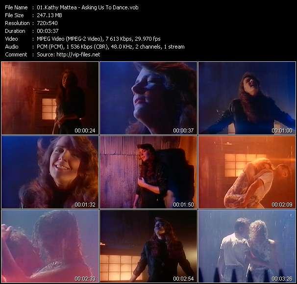 Kathy Mattea HQ Videoclip «Asking Us To Dance»