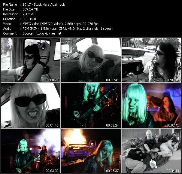 L7 music video Publish2