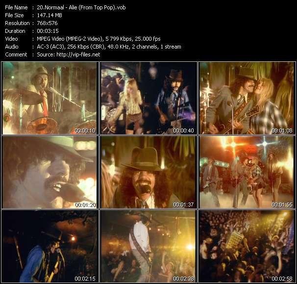 Normaal video - Alie (From Top Pop)