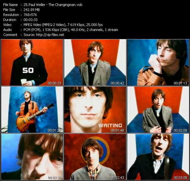 Paul Weller HQ Videoclip «The Changingman»
