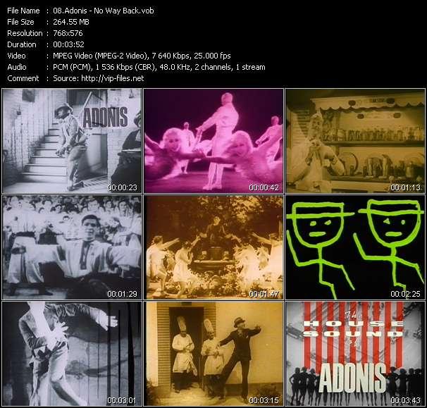 Adonis video - No Way Back