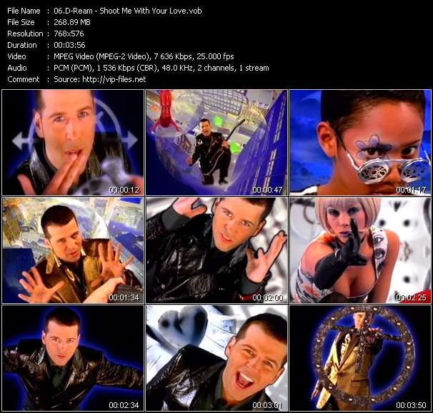 D-Ream music video Publish2
