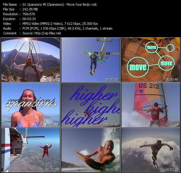 Xpansions 95 (Xpansions) music video Publish2