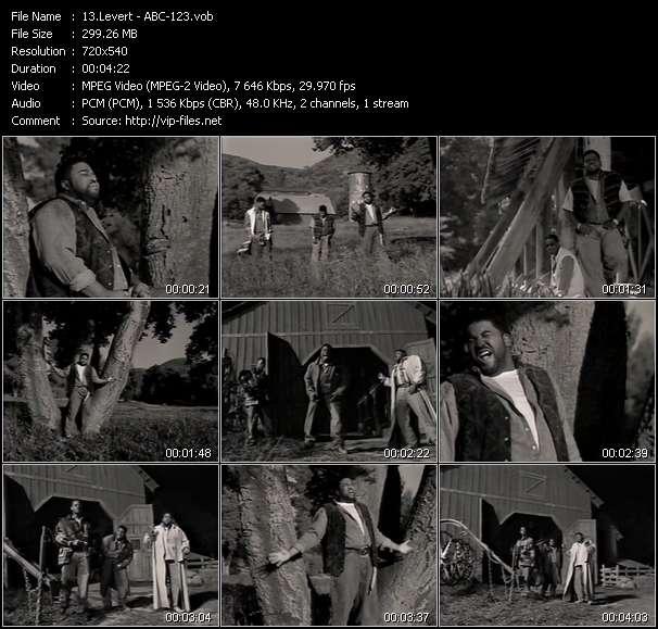 Levert video - ABC-123