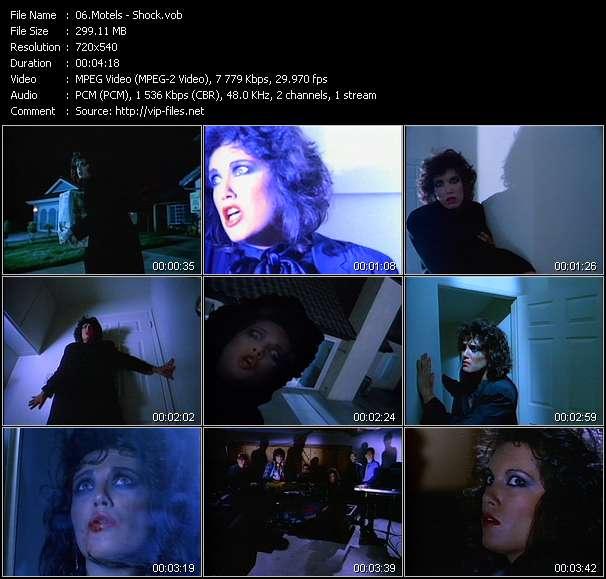 Motels HQ Videoclip «Shock»
