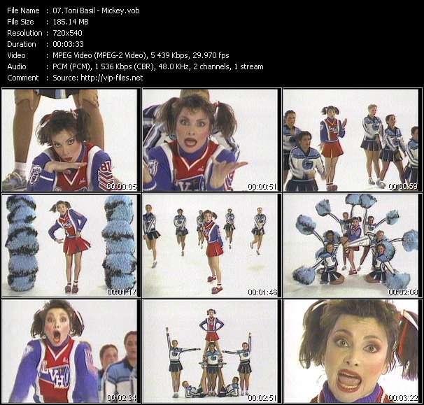 Toni Basil HQ Videoclip «Mickey»