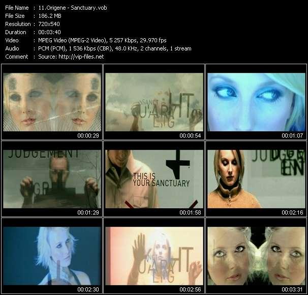 Origene video - Sanctuary