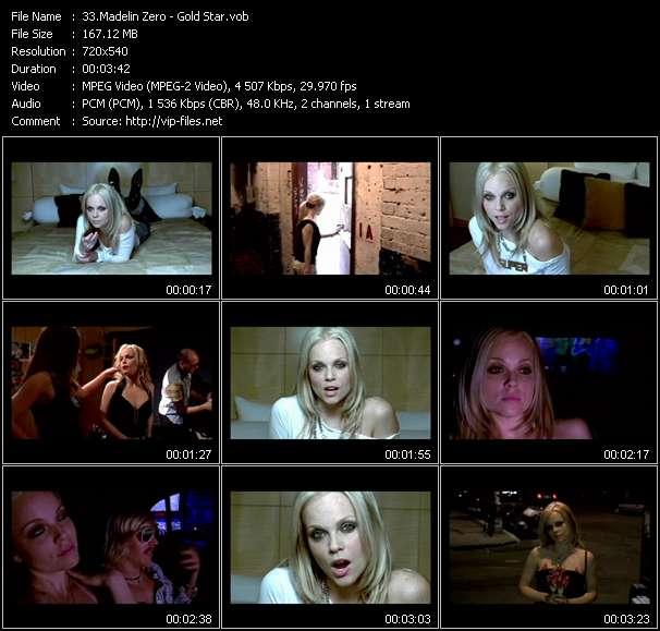 Madelin Zero video - Gold Star