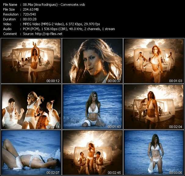 Mia (Ana Rodriguez) HQ Videoclip «Convencete»