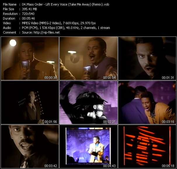 Mass Order video - Lift Every Voice (Take Me Away) (Remix)