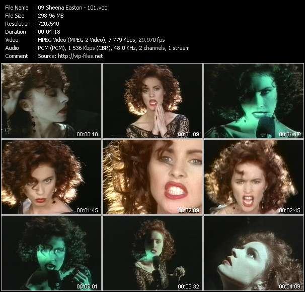 Sheena Easton HQ Videoclip «101»