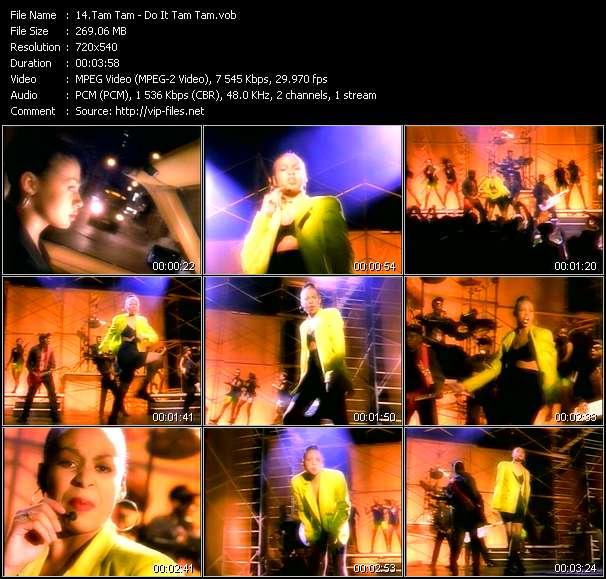 Tam Tam HQ Videoclip «Do It Tam Tam»