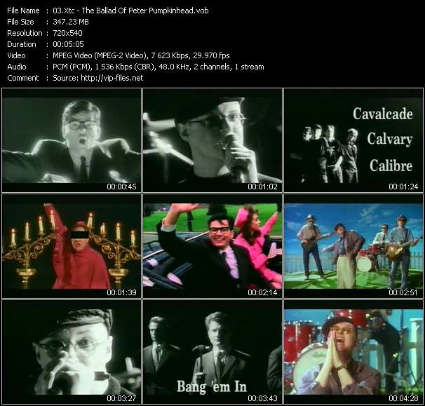 Xtc music video Publish2