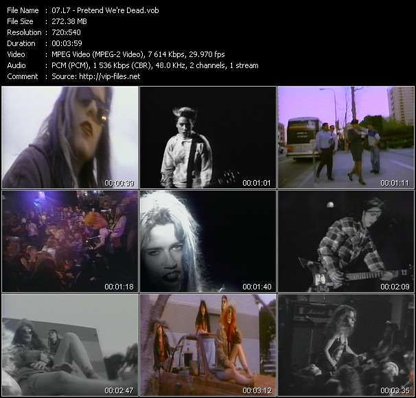 L7 music video Publish2