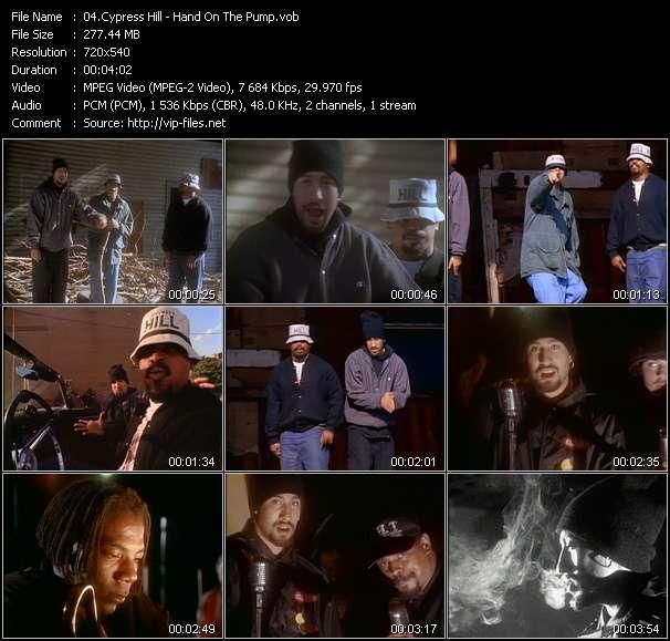 Cypress Hill HQ Videoclip «Hand On The Pump»