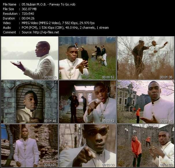 Nubian M.O.B. video - Farway To Go