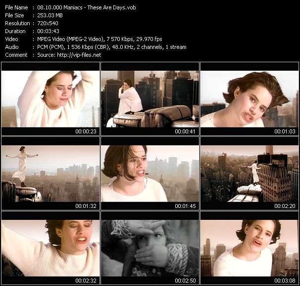 10.000 Maniacs music video Publish2