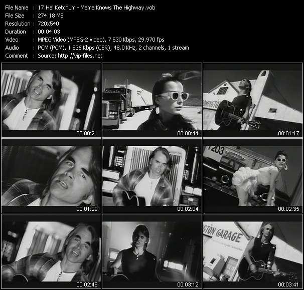 Hal Ketchum music video Publish2