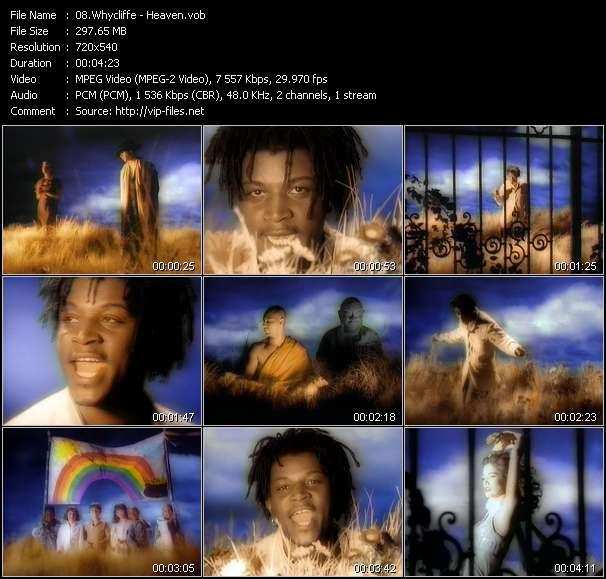 Whycliffe HQ Videoclip «Heaven»