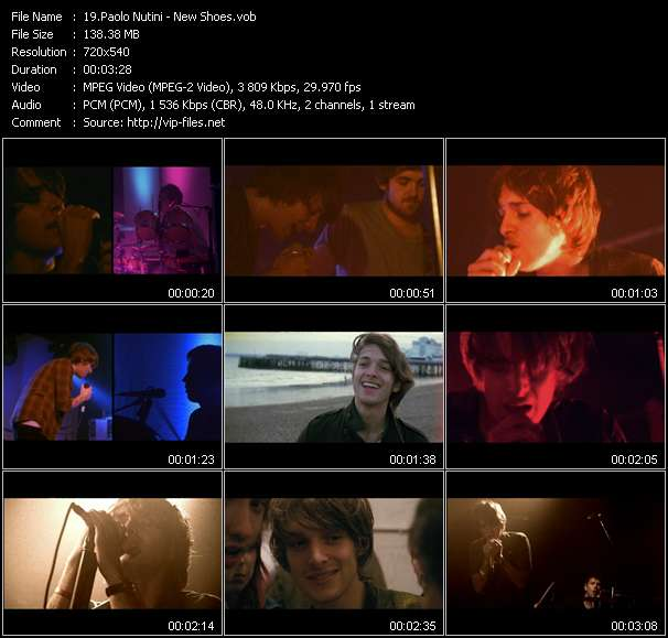 Paolo Nutini HQ Videoclip «New Shoes»