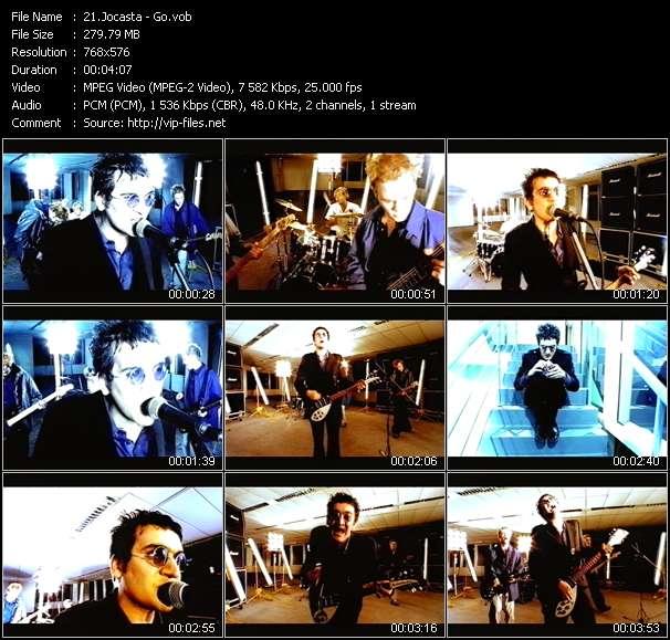 Jocasta HQ Videoclip «Go»
