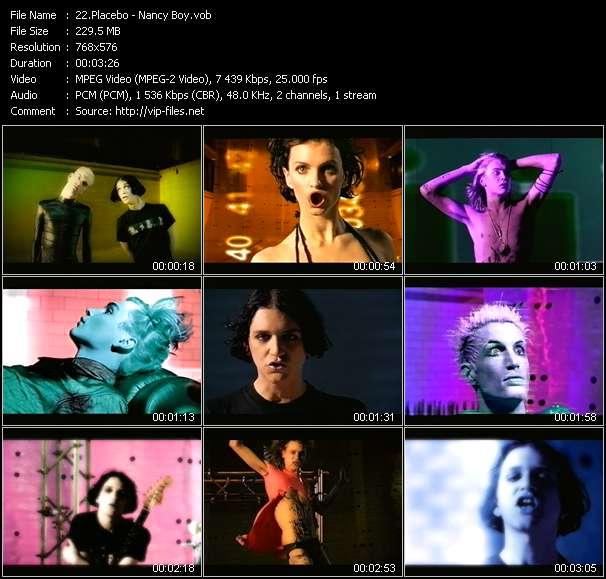 Placebo HQ Videoclip «Nancy Boy»