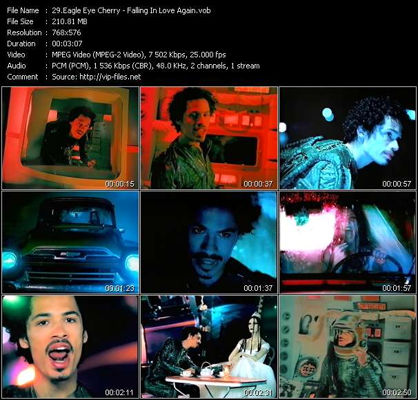 Eagle Eye Cherry music video Publish2