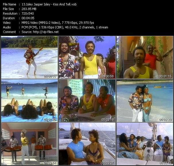 Isley Jasper Isley music video Novafile