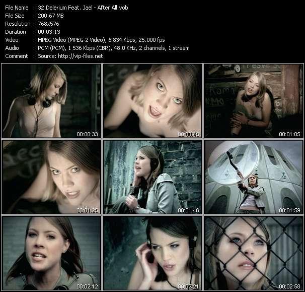 Delerium Feat. Jael HQ Videoclip «After All»
