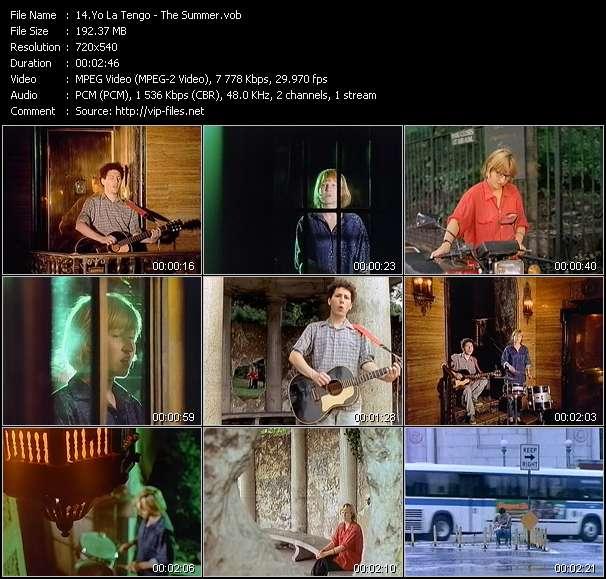 Yo La Tengo HQ Videoclip «The Summer»
