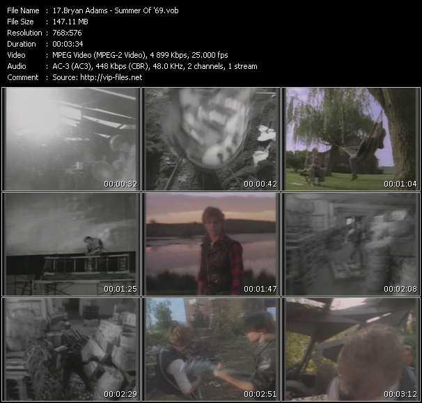 B. Adams music video Publish2