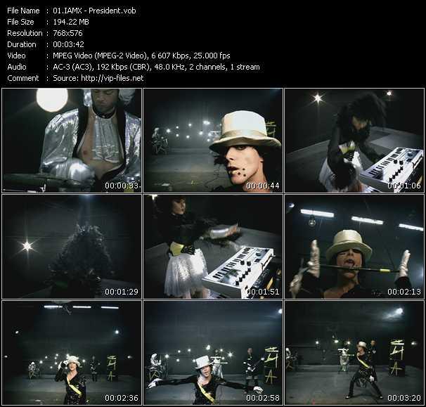 IAMX music video Publish2