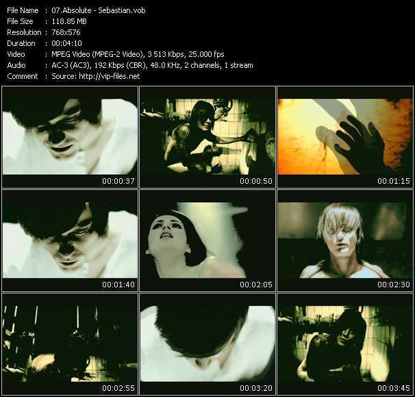 Absolute video - Sebastian