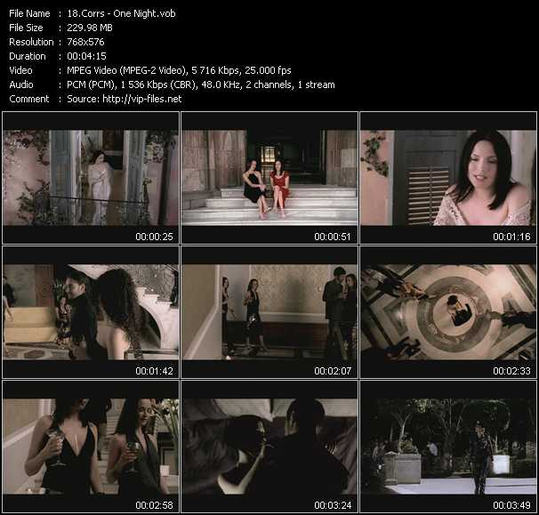 The Corrs Music Video Download