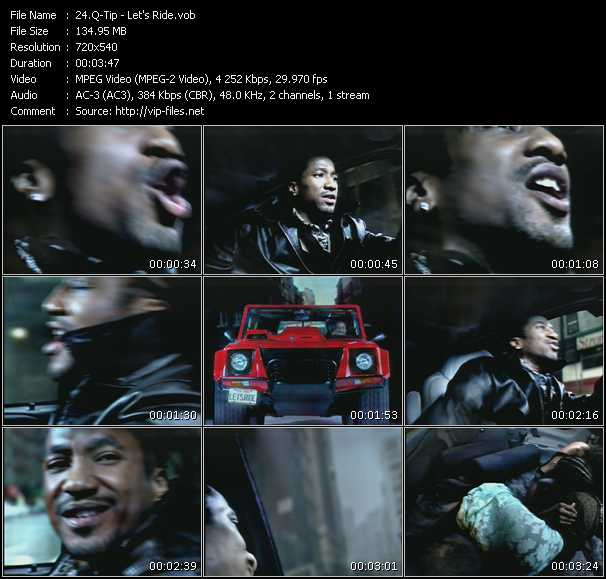 Q-Tip music video Publish2