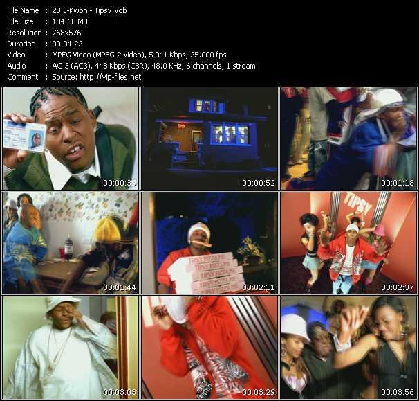 J-Kwon video - Tipsy