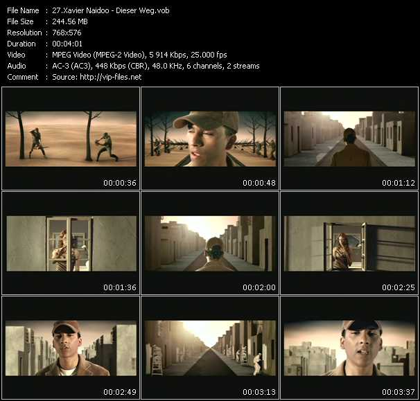 Xavier Naidoo music video Publish2