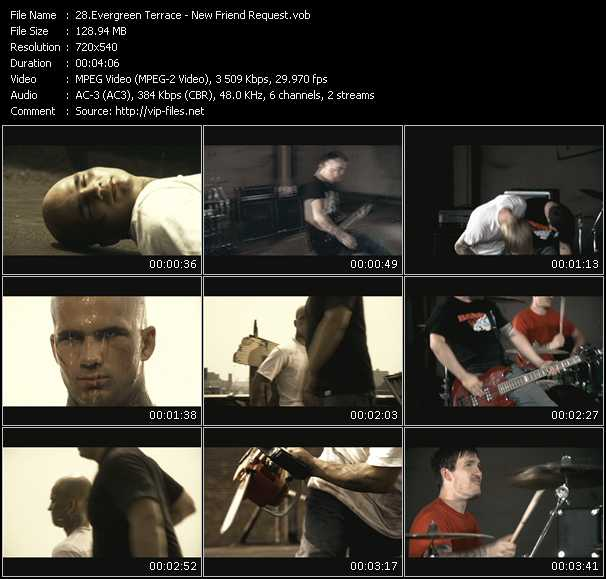 Evergreen Terrace music video Publish2